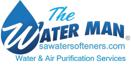 Reverse Osmosis Water Filters| San Antonio, TX | The Water Man Logo